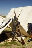 гражданская война 4 вооружений Стоковая Фотография RF