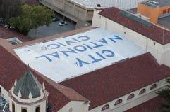 Гражданское города Сан-Хосе национальное стоковое фото rf