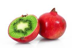 Гранатов-киви плодоовощ Ibrid Стоковая Фотография RF