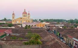 Гранада, Никарагуа стоковая фотография rf