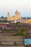 Гранада, Никарагуа стоковое изображение