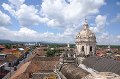 Гранада Никарагуа стоковые изображения rf