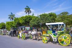 Гранада, Никарагуа Стоковое Фото