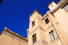 грандиозная вилла igiea гостиницы Стоковая Фотография RF