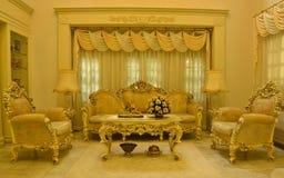 грандиозная живущая комната Стоковое Изображение RF