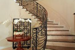 грандиозная лестница Стоковые Изображения RF