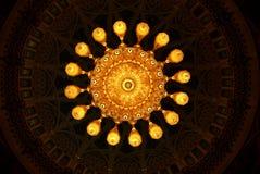 грандиозная мечеть стоковые фотографии rf