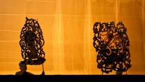 грандиозная тень игры nangyai Стоковые Изображения