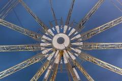 Грандиозное колесо, Париж, франция Стоковые Изображения