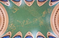 грандиозное потолка центральное Стоковое фото RF