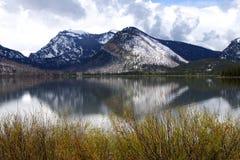 грандиозное teton озера jackson Стоковое фото RF