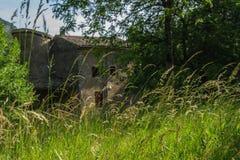 Грандиозные viopis, drome, Франция стоковые изображения rf