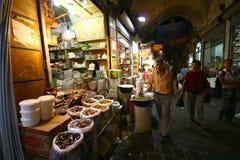 Грандиозный базар города Aleppo стоковое изображение