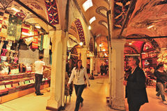 Грандиозный базар Стамбул стоковые изображения rf