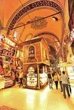 Грандиозный базар Стамбул стоковые фотографии rf