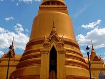 Грандиозный дворец Бангкока Стоковое Изображение