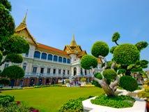 грандиозный дворец королевский Таиланд Стоковая Фотография