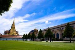 грандиозный дворец Стоковое Изображение RF