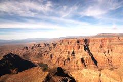 Грандиозный каньон США Стоковые Изображения RF