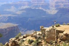 Грандиозный каньон, США стоковая фотография rf