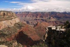Грандиозный каньон Стоковое Фото