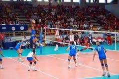 грандиозный мир волейбола prix Стоковое Фото