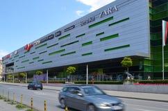 Грандиозный мол Варна стоковое фото