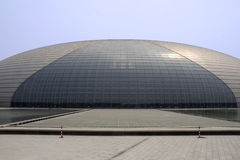 грандиозный национальный театр Стоковое фото RF