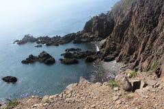 грандиозный остров manan Стоковая Фотография RF
