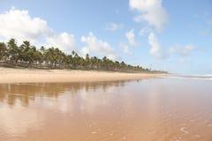 Грандиозный пляжный комплекс палладиума стоковое фото