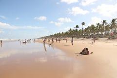 Грандиозный пляжный комплекс II палладиума Стоковые Фото