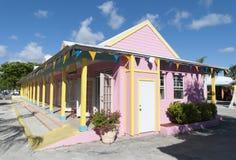 Грандиозный рынок острова Bahama Стоковое фото RF