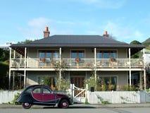Грандиозный старый дом Стоковые Фото