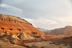 Гранд-каньон в пустыне стоковая фотография rf