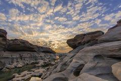 Гранд-каньон SamPunBoke стоковое изображение rf