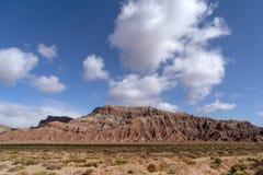 Гранд-каньон Wensu в осени стоковое фото rf