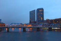 Гранд-Рапидс Мичиган стоковое изображение rf