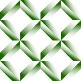 Граненная решетка, цепляет безшовную картину Monochrome геометрическое lattic Стоковое Изображение RF