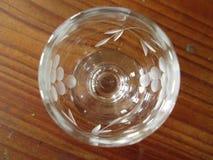 Граненое стекло Стоковое Фото