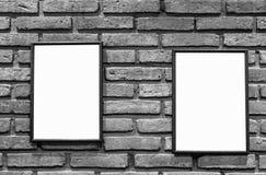 Граница изображения на стене Стоковые Изображения RF