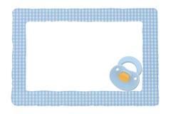 граница младенца Стоковые Фотографии RF