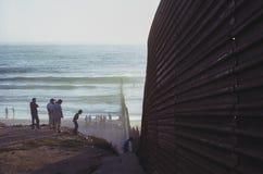 граница Стоковые Фотографии RF
