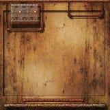 Граница Steampunk Стоковые Изображения