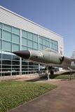 Границы музея полета вне взгляда в Далласе Стоковая Фотография RF