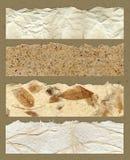 Границы текстуры Стоковое Изображение