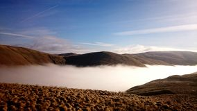 Границы Шотландии Scottish Стоковое Изображение RF