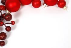 Граничить рождества Стоковая Фотография