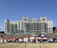грандиозная гостиница brilliants Англия стоковые фото