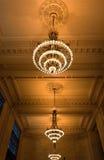 Грандиозная зала центральной станции, Нью-Йорк Стоковые Фото