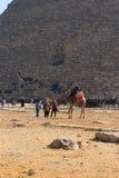 Грандиозная пирамида Стоковая Фотография